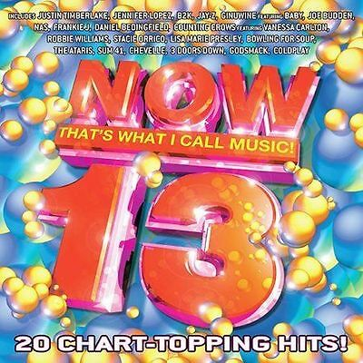 Various Artists : Now Thats What I Call Music! 13 CD