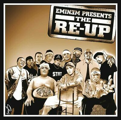 Eminem Presents: The Re-Up CD