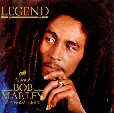Bob Marley And The Wailers : Legend -The Best Of Bob Marley & The Wai CD