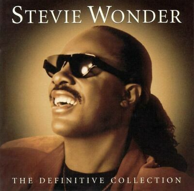Wonder, Stevie : The Definitive Collection CD