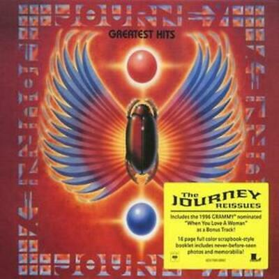 Journey : The Greatest Hits CD (2006)