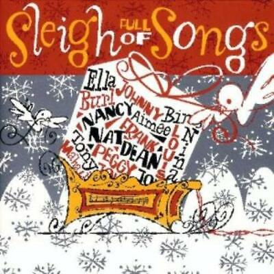 Ella Fitzgerald : Sleigh Full of Songs CD