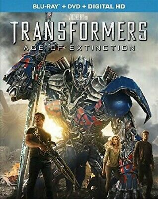 Transformers: Age of Extinction (Blu-ray Blu-ray