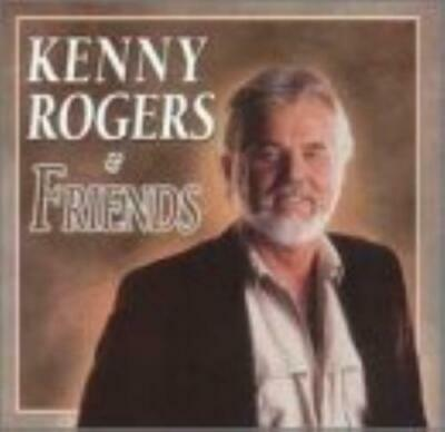 Rogers, Kenny : Kenny Rogers & Friends CD
