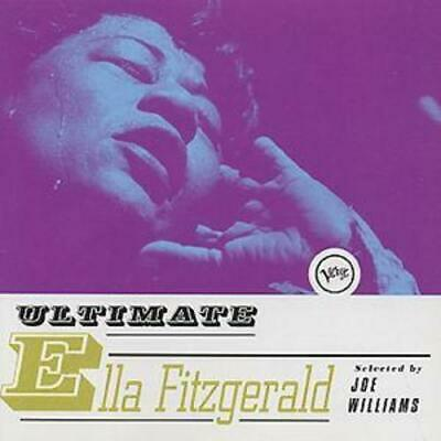 Ella Fitzgerald : Ultimate: Selected by JOE WILLIAMS CD (1997)