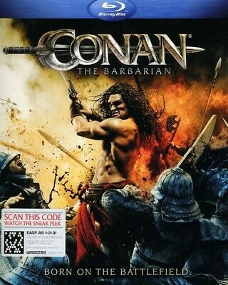 Conan the Barbarian [Blu-ray] Blu-ray