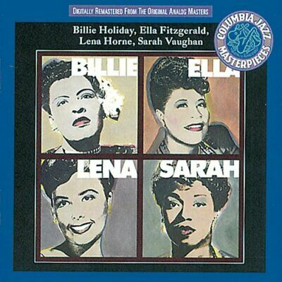 Sarah Vaughan : Billie Ella Lena Sarah CD