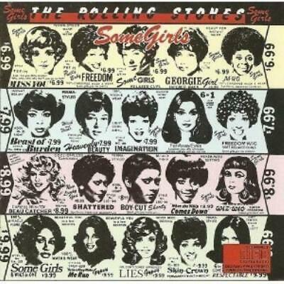 The Rolling Stones : Some Girls CD