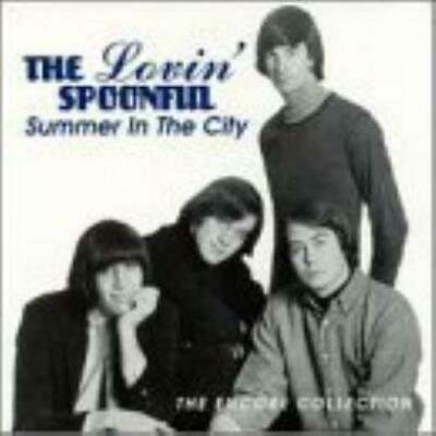 Lovin Spoonful : Summer in the City CD