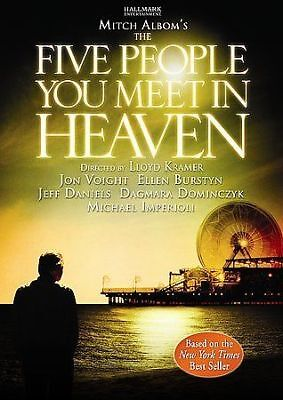 The Five People You Meet in Heaven DVD