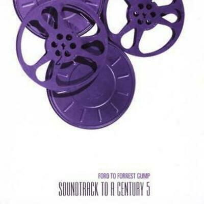 Various Artists : Soundtrack to a Century 5: Ford to Forrest Gump CD (2002)