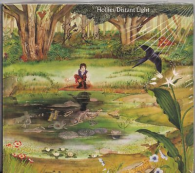 Hollies - Distant Light, Digipack CD + Bonustracks  Neu
