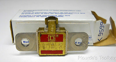 Used Square D B19.5 Overload Relay Thermal Unit