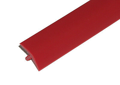 20ft of 5/8 Red T-Molding for Arcade Games or Mame Machines
