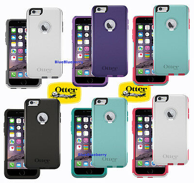 NEW! OtterBox Commuter Series Case For iPhone 6 PLUS - 6S PLUS 5.5""