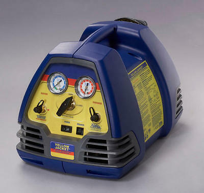 Yellow Jacket 95700 Recover-X (95700) Refrigerant Recovery Machine, 115V/60 Hz