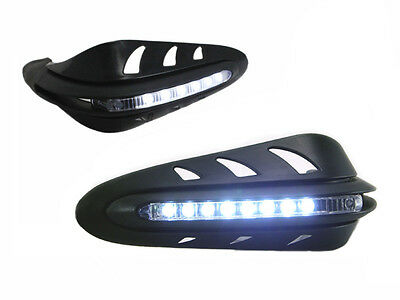 LED Handguards Hand Guards  For Ducati Multistrada 1000 DS