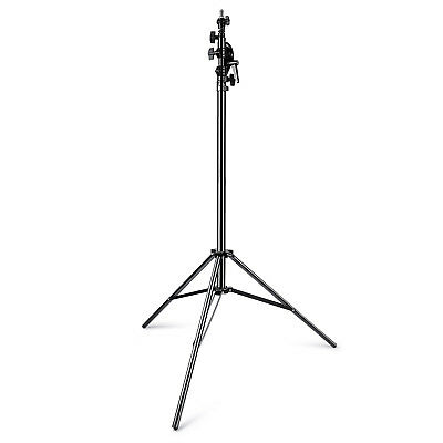 Neewer 10feet Two Way Rotable Aluminum Adjustable Tripod Boom Light Stand