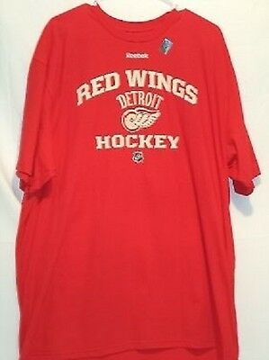 NHL Detroit Redwings Winter Classic Ice Hockey Shirt Jersey Top