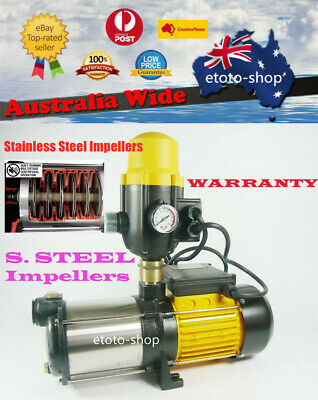 Household Pressure & Mains Booster Water Tank Pump