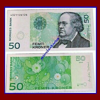Norway  50 Kroner 2005 Unc.Pick/KM:46c #