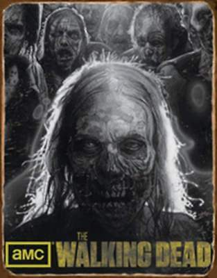 The Walking Dead Tin Sign Wall Decoration