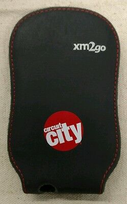 NEW OEM Delphi Case for the XM2go MyFi system with the Circuit City Logo