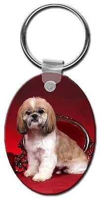Shih Tzu Key Chain