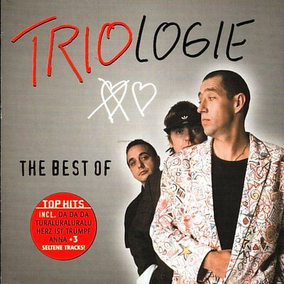 Cd*trio**triologie (Best Of)***nagelneu & Ovp!!!