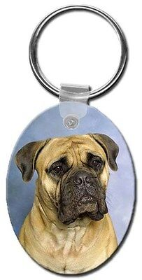 Bullmastiff  Key Chain