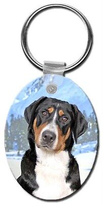Greater Swiss Mountain Dog Key Chain