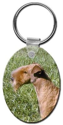Lakeland Terrier Key Chain