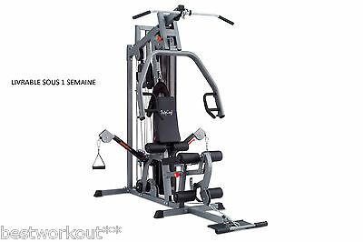 banc musculation Xpress pro station multifonction exercice fitness gym