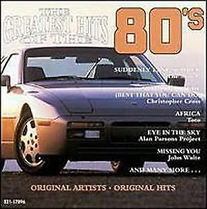 Various Artists : Greatest Hits 80s 1 CD