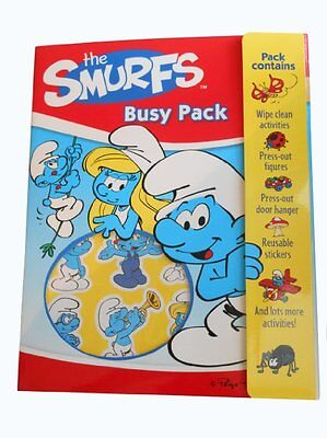 The Smurfs Busy Pack
