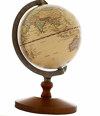 NuoYa005 Vintage Reference World Globe Home Work Decor Wedding Educational Gift
