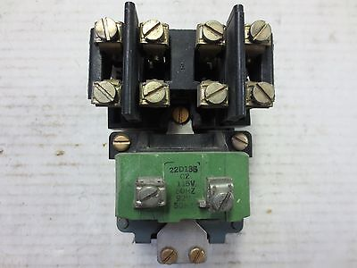 General Electric Relay Cr2810A 14Ac
