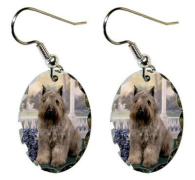 Bouvier des Flanders Earrings