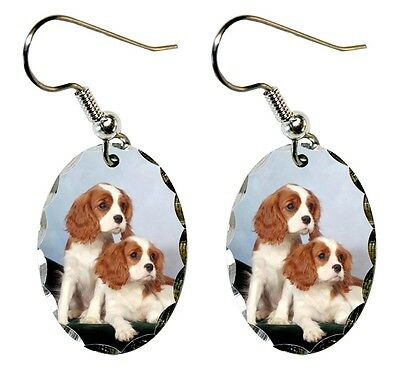 Cavalier King Charles Spaniel Earrings