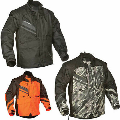 Fly Racing 2015 Patrol Dual Sport Motorcycle Jacket