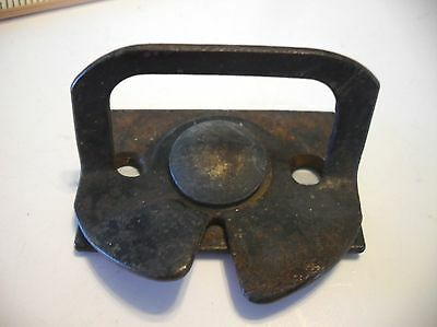 VINTAGE Steel Window Sash Lock Pre-owned Working Condition No Keeper