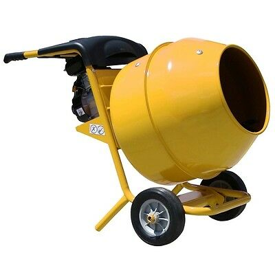 New Buffalo Pro-Series 5 Cubic Foot / 2.5 Hp Gasoline Cement Mixer CMG5 NEW