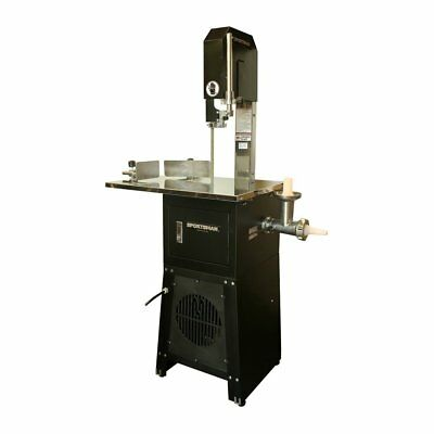 Sportsman Series Electric Meat Cutting Band Saw & Grinder MBSAW Meat Cutting Saw
