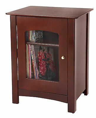 Crosley Bardstown Entertainment Center Stand - Cherry ST75-CH New
