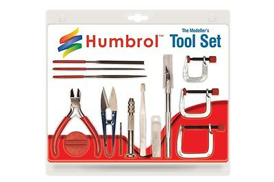 HUMBROL AG9159 Set d'outils - Medium Tool Set