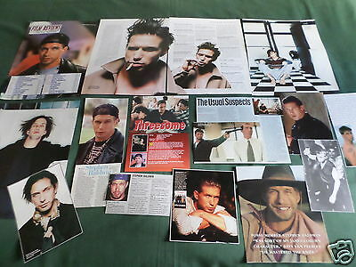Stephen Baldwin  - Film Star - Clippings /cuttings Pack