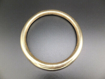 "Heavy Duty [ 2.5""  - 65 Mm  I/D] Cast Solid Brass O Ring"