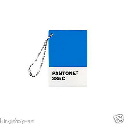 New PANTONE CHIP DRIVE USB Flash Drive 4 GB USB Flash Memory Pen Drive blue
