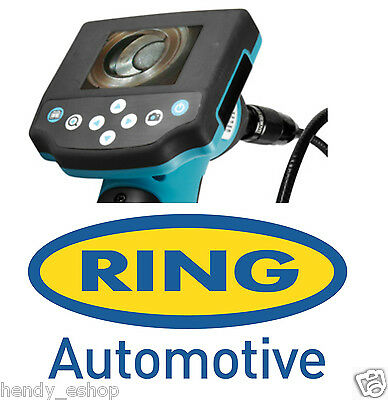 Ring RBS200 Borescope Endoscope Digital Inspection Camera Photo Video Capture