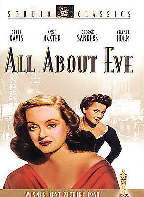 All About Eve DVD